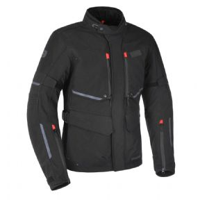 Oxford Mondial Advanced Laminate Jacket Tech Black